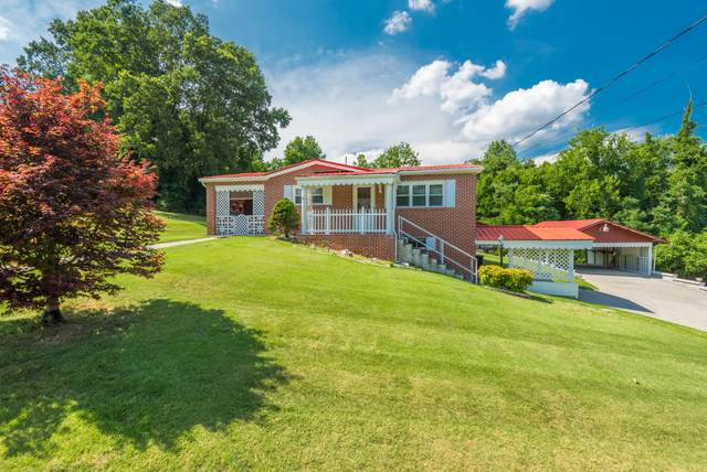 210 Lakeview Rd, Harriman, TN 37748 (#1133019) :: Realty Executives