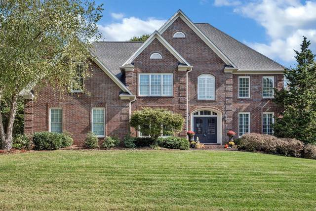 912 Weatherly Hills Blvd, Farragut, TN 37934 (#1133095) :: Billy Houston Group