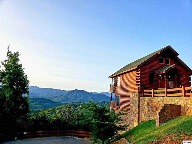 3140 Lakeview Lodge Drive, Sevierville, TN 37862 (#1133133) :: Catrina Foster Group