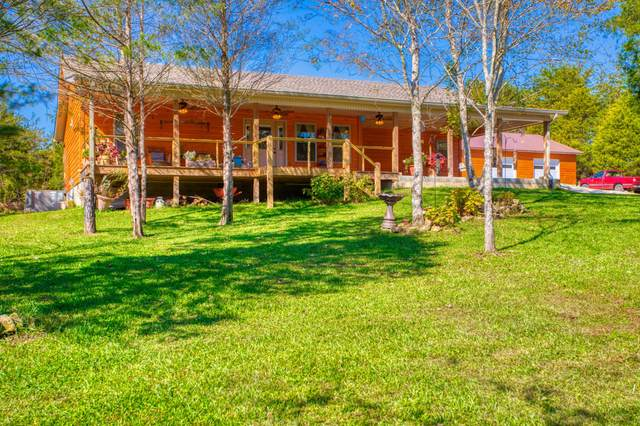 3121 Coon Hunter Lodge Rd, Jamestown, TN 38556 (#1133207) :: Venture Real Estate Services, Inc.