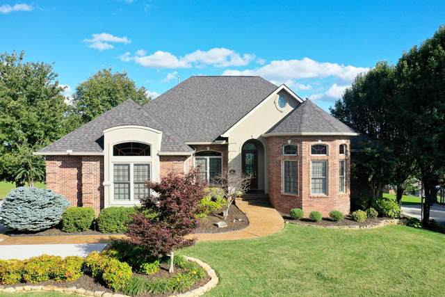 3908 Legends Way, Maryville, TN 37801 (#1133212) :: Tennessee Elite Realty