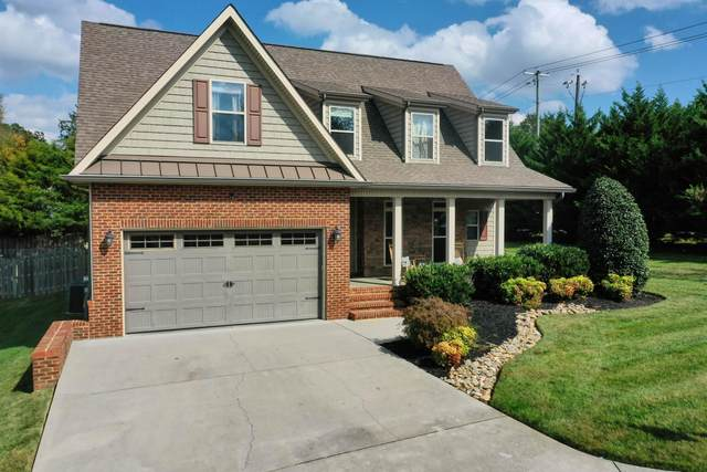 7300 Beechmeadow Lane, Powell, TN 37849 (#1133215) :: Realty Executives