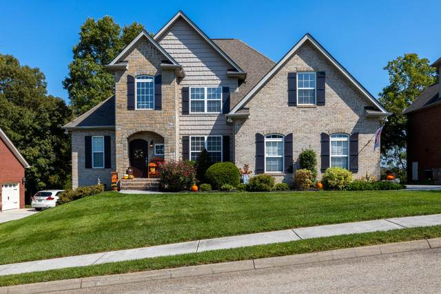 9234 Ridges Meadow Lane, Knoxville, TN 37931 (#1133331) :: Catrina Foster Group