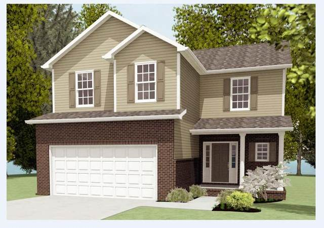 7915 Cambridge Reserve Drive, Knoxville, TN 37924 (#1133336) :: Catrina Foster Group