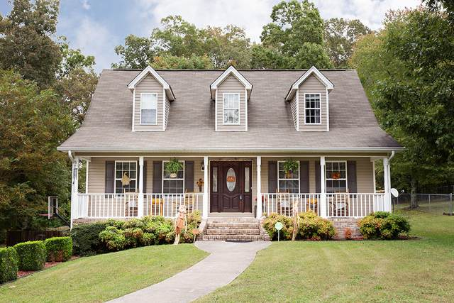201 Benwood Tr, Cleveland, TN 37323 (#1133358) :: Tennessee Elite Realty