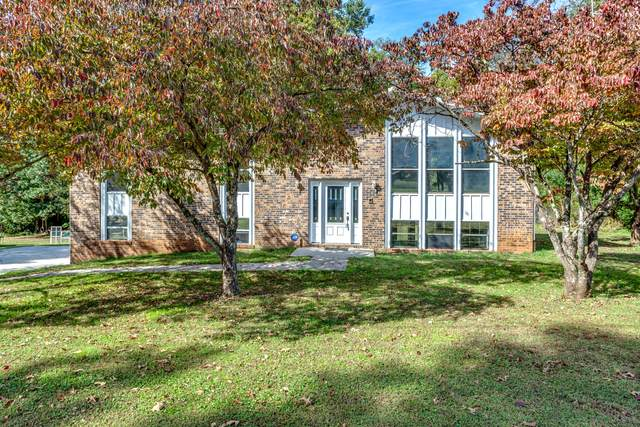 145 Vanderview Drive, Seymour, TN 37865 (#1133368) :: Catrina Foster Group