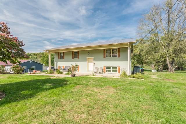 206 Meadowview Drive, Maynardville, TN 37807 (#1133394) :: Tennessee Elite Realty