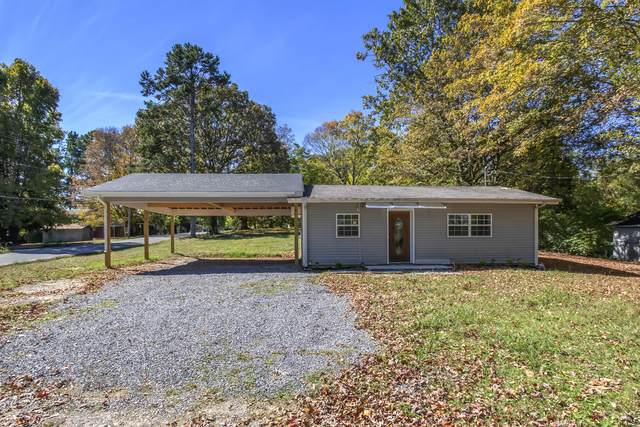 1502 Richardson St, Athens, TN 37303 (#1133440) :: Billy Houston Group