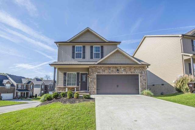 1627 Silver Spur Lane, Knoxville, TN 37932 (#1133443) :: Catrina Foster Group