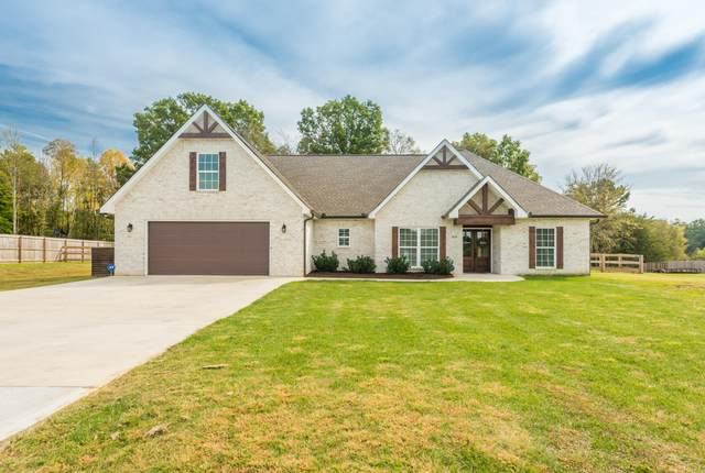 635 Clover Hill Rd, Maryville, TN 37801 (#1133464) :: Realty Executives