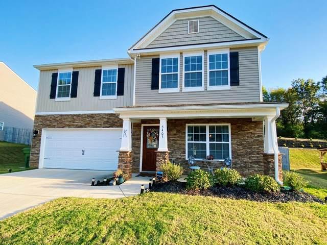 5403 Calvert Lane, Knoxville, TN 37918 (#1133519) :: Realty Executives Associates