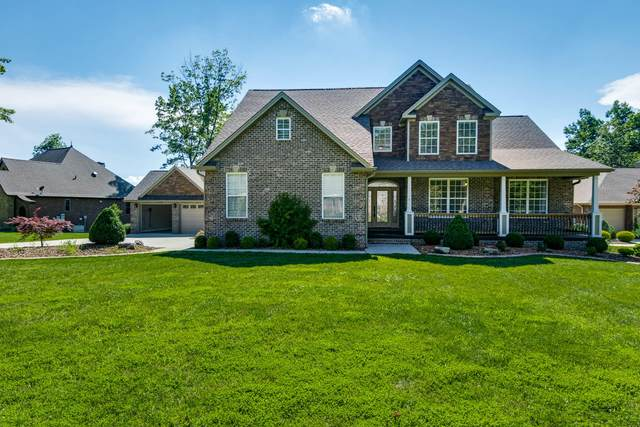 143 Goose Pointe Circle, Crossville, TN 38571 (#1133535) :: Tennessee Elite Realty
