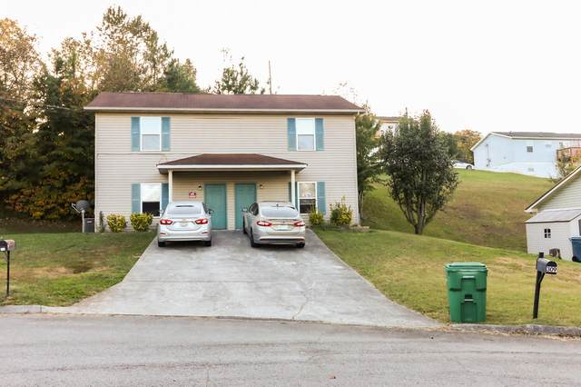 307 Spring Hollow, Morristown, TN 37814 (#1133538) :: Billy Houston Group