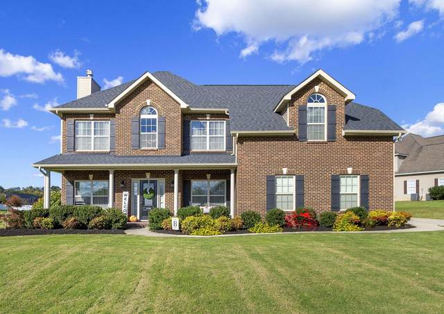 9313 Gabrielle Rd, Strawberry Plains, TN 37871 (#1133546) :: Tennessee Elite Realty