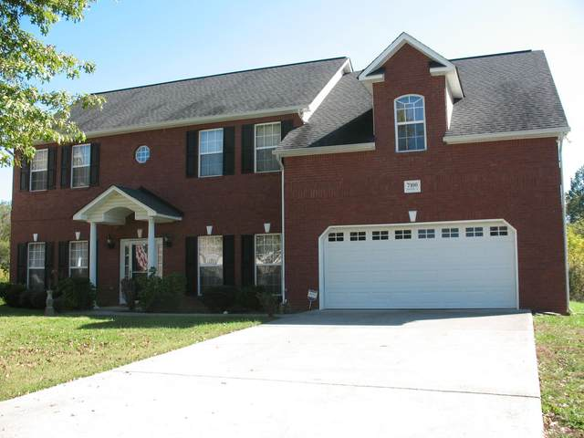 7100 Pondside Lane, Knoxville, TN 37931 (#1133554) :: Tennessee Elite Realty