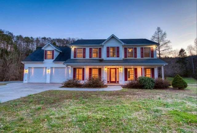 814 Kings Hills Blvd, Pigeon Forge, TN 37863 (#1133569) :: Billy Houston Group