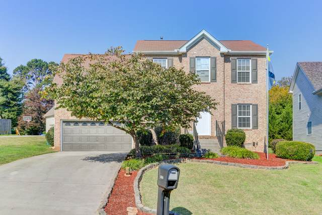 8227 Gallaher Station Drive, Knoxville, TN 37919 (#1133621) :: Shannon Foster Boline Group