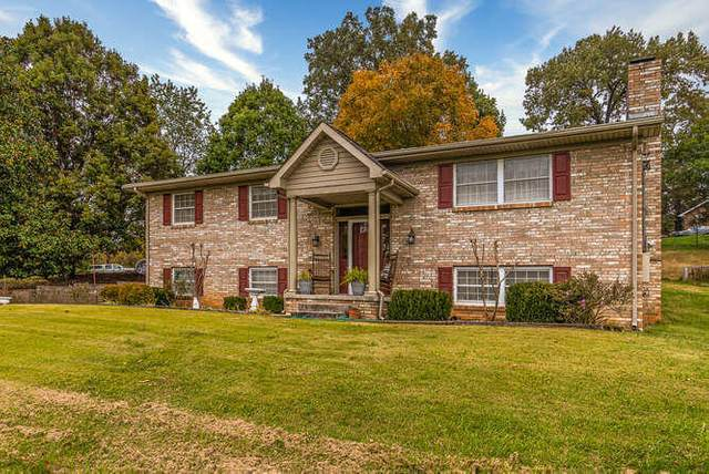 5309 Parkridge Drive, Knoxville, TN 37924 (#1133636) :: Billy Houston Group