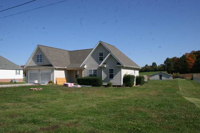 1009 Meek St St, Madisonville, TN 37354 (#1133650) :: Catrina Foster Group