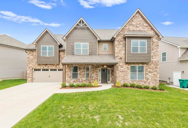2009 Highlands Ridge Lane, Knoxville, TN 37932 (#1133667) :: Catrina Foster Group