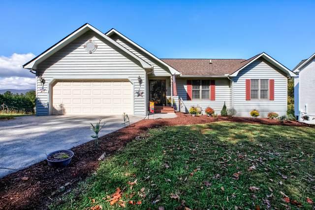 203 Dogwood Lane, Jacksboro, TN 37757 (#1133688) :: Adam Wilson Realty