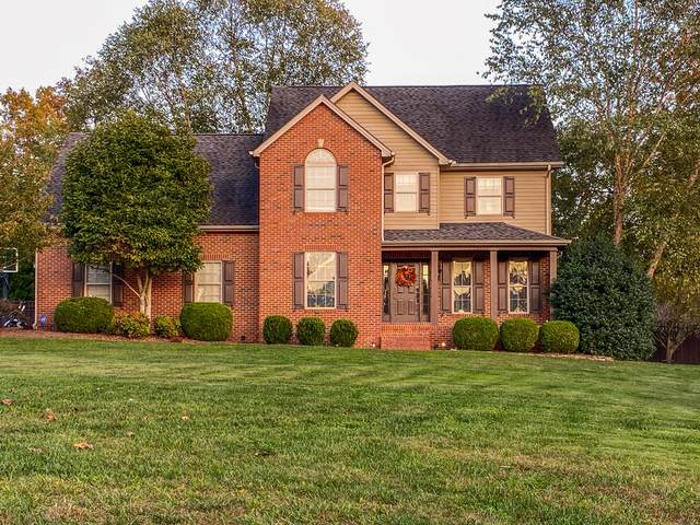 1518 Foxfire Circle, Seymour, TN 37865 (#1133696) :: Realty Executives Associates