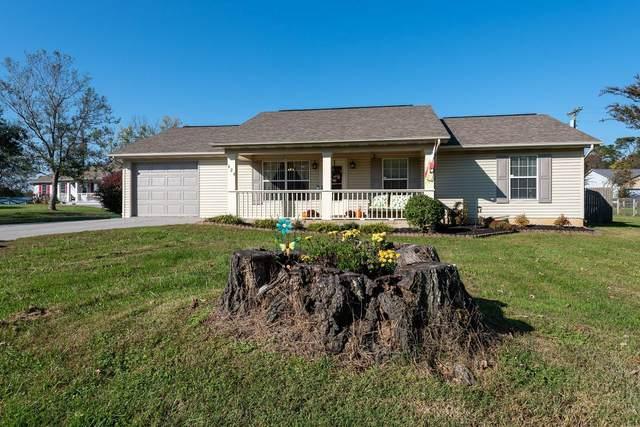 624 Clover Hill Rd, Maryville, TN 37801 (#1133723) :: Realty Executives