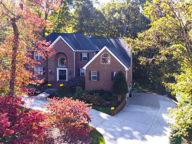 325 Wooded Lane, Knoxville, TN 37922 (#1133725) :: Realty Executives