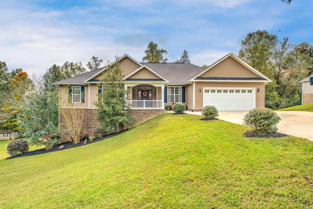 194 Cunningham Blvd, Harriman, TN 37748 (#1133758) :: Catrina Foster Group