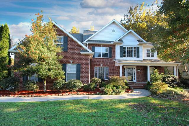 3211 Gose Cove Lane, Knoxville, TN 37931 (#1133771) :: Catrina Foster Group