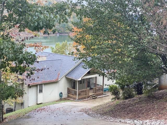 397 Deer Ridge Lane, LaFollette, TN 37766 (#1133779) :: Billy Houston Group