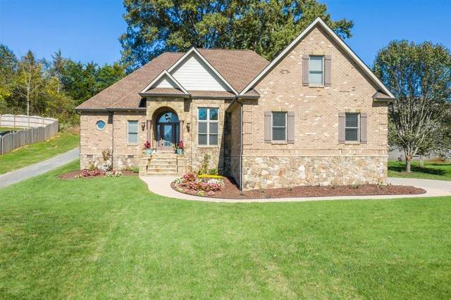 11849 Lakehurst Lane, Knoxville, TN 37934 (#1133805) :: Catrina Foster Group