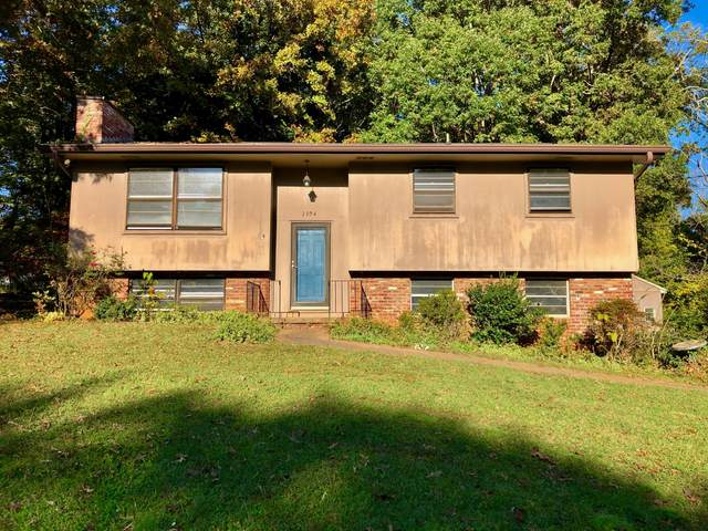 7304 Tomahawk Tr, Knoxville, TN 37920 (#1133853) :: Billy Houston Group