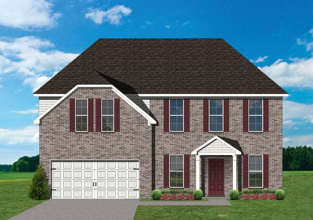 12509 Shiloh Valley Lane, Knoxville, TN 37922 (#1133916) :: Billy Houston Group