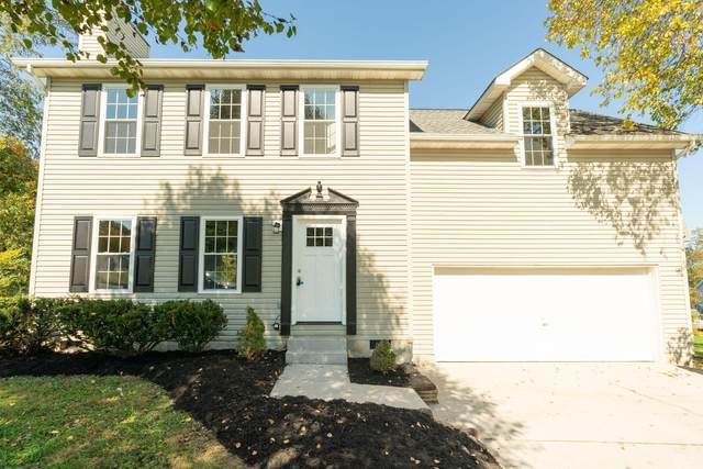 1508 Carrie Belle Drive, Knoxville, TN 37912 (#1133918) :: Realty Executives Associates Main Street