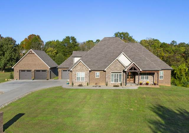4278 Ridge Water Rd, Louisville, TN 37777 (#1133920) :: Realty Executives