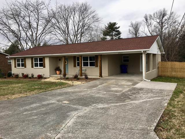 2905 Pleasant View Ave, Maryville, TN 37803 (#1133935) :: The Cook Team