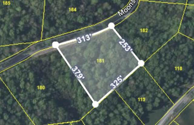 LOT 181 Moonstone Lane, New Tazewell, TN 37825 (#1133937) :: Catrina Foster Group