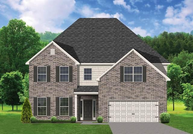 2206 Waterstone Blvd, Knoxville, TN 37932 (#1133998) :: Cindy Kraus Group | Engel & Völkers Knoxville