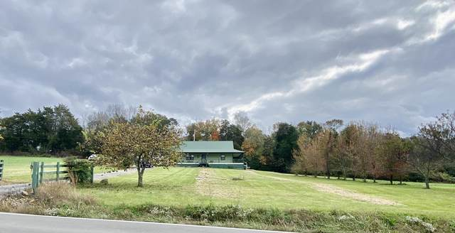 411 Big Valley Rd, Sharps Chapel, TN 37866 (#1134158) :: Shannon Foster Boline Group