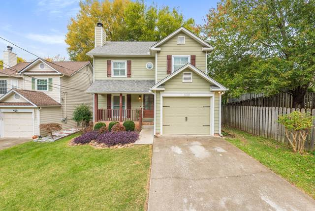 530 Confederate Drive, Knoxville, TN 37922 (#1134183) :: Shannon Foster Boline Group
