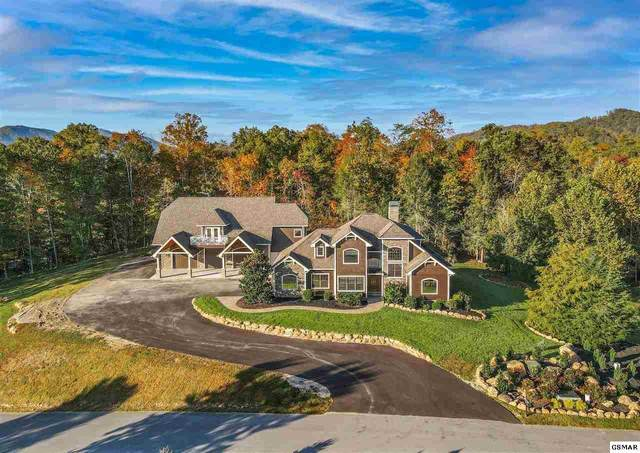 2831 Summit Trails Drive, Sevierville, TN 37862 (#1134232) :: Realty Executives Associates