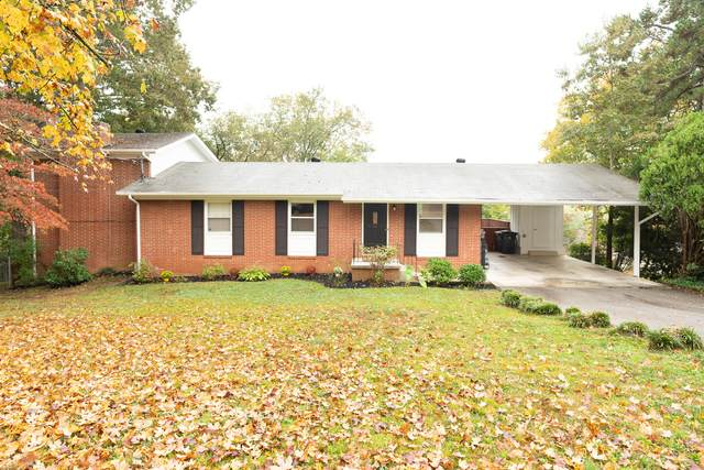 8032 Sabre Drive, Knoxville, TN 37919 (#1134237) :: Realty Executives