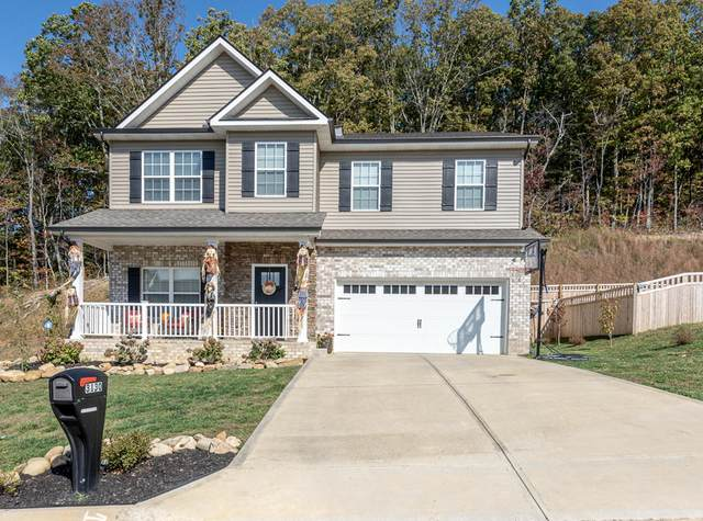 3130 Oakwood Hills Lane, Knoxville, TN 37931 (#1134289) :: The Sands Group