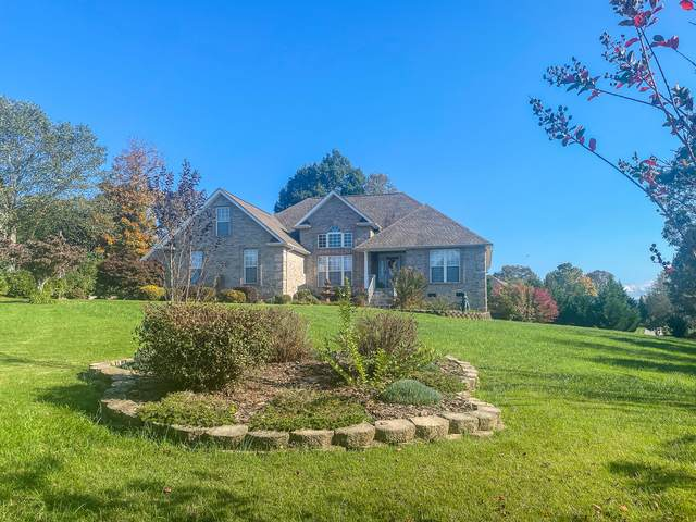 1516 Foxfire Circle, Seymour, TN 37865 (#1134307) :: The Cook Team