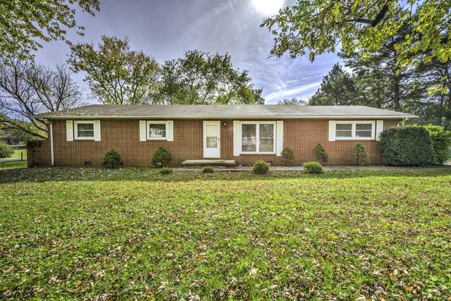 7424 NW Bennington Drive, Knoxville, TN 37909 (#1134392) :: Catrina Foster Group