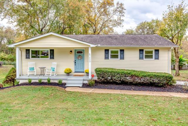 7532 Luscombe Dr Drive, Knoxville, TN 37919 (#1134448) :: Catrina Foster Group