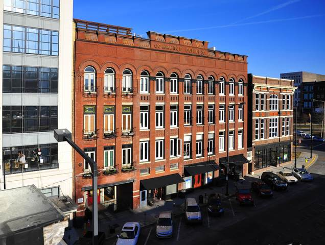 122 S Gay St #402, Knoxville, TN 37902 (#1134470) :: Billy Houston Group