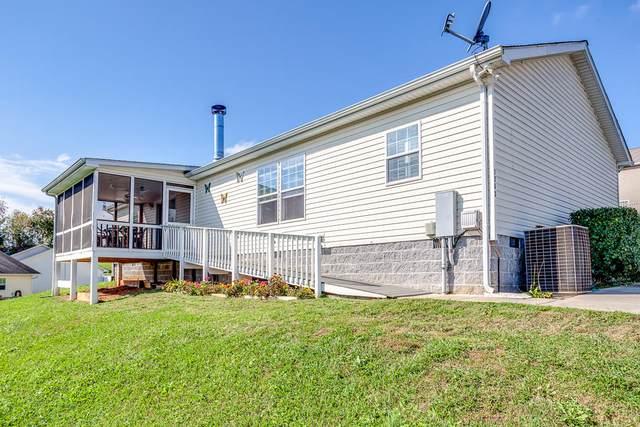 1263 Santa Anita Way, Sevierville, TN 37876 (#1134536) :: Realty Executives Associates Main Street
