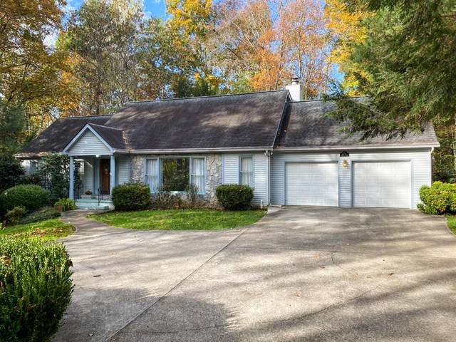177 Chahyga Way, Loudon, TN 37774 (#1134609) :: Billy Houston Group